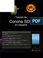 Tutorial Corona SDK