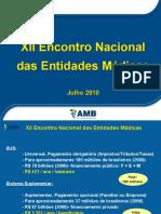 SUS, Políticas de saúde e relação com a sociedade - AMB