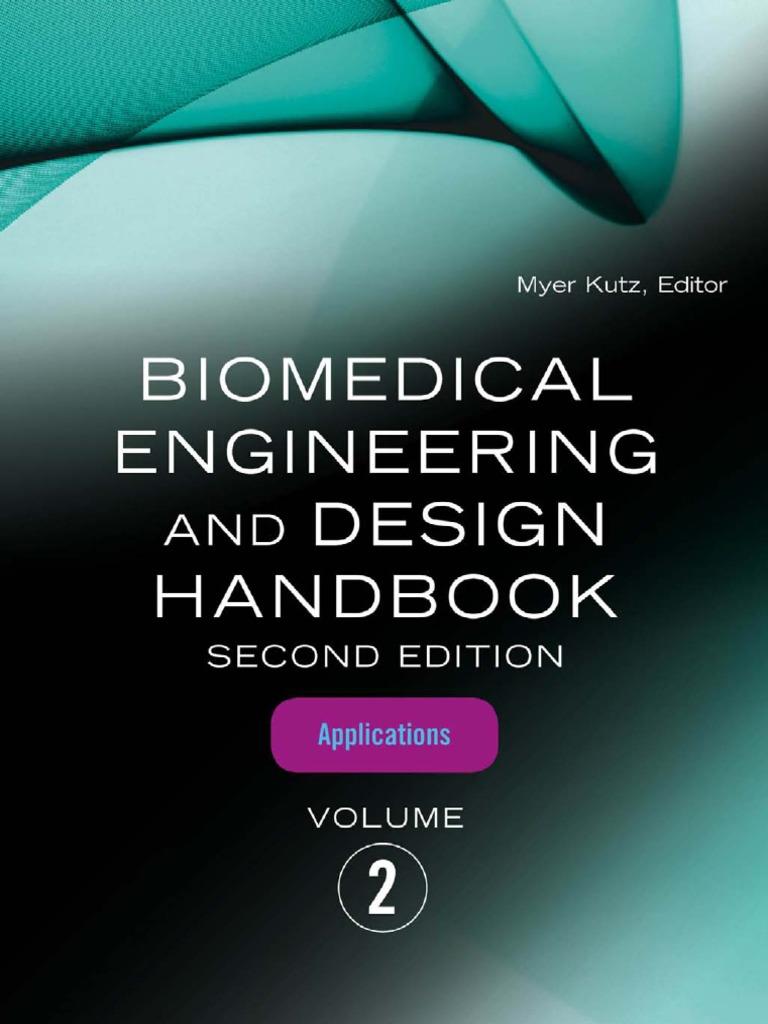 Biomedical engineering and design handbook vol 2 biomedical biomedical engineering and design handbook vol 2 biomedical engineering medical imaging fandeluxe Choice Image