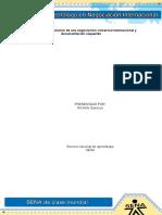 Formulación de una negociación comercial internacional y documentación requerida.doc