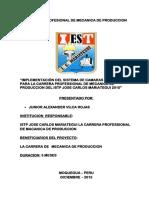 Proyectopara Presentar Falta Anexos