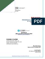 Clean Confecções Pcmso 2017