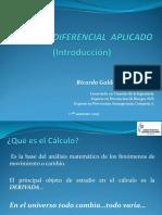 CÁLCULO  DIFERENCIAL  APLICADO.ppt