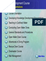 Curriculum Menu