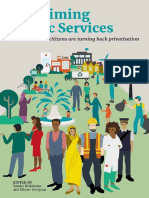 Reclaiming Public Services