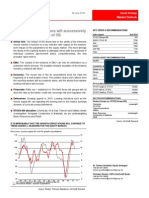 JUL 30 UniCredit Equity Strategy Market Outlook