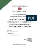 Enrico+Tricanico+138976+PROCESSO+DI+TRANSIZIONE+DEMOCRATICA+E+PROSPETTIVE+DI+INTEGRAZIONE+EUROPEA+-+IL+CASO+DI+BOSNIA+ED+ERZEGOVINA