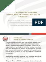 presentación proyecto minero210613