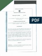 Resolucion 2984 de 2007