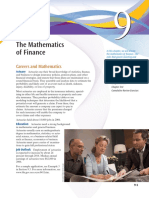 Math Finance