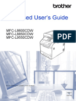 MFC-L8850CDW Advanced User Guide