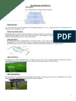El Reglamento Del Futbol 11