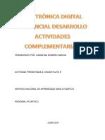 Desarrollo a Las Actividades Complementarias de La Semana 1 Electronica Digital Secuencial (1)