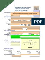Ficha de Inscripción Ingeniería Estructural Copia