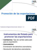 Comercios Exterior Del Peru