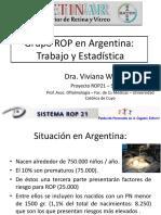 Waisman Grupo ROP en Argentina