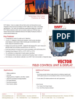 Detector de Gas Vector ESP Safety
