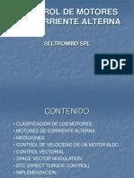 Control d Motores de CA