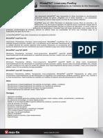 Sistemas de Impermeabilizacion Roofing BlindaPRO® easy