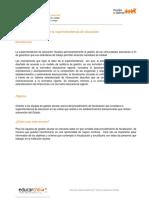 Protocolo Para Visitas de La Superintendencia de Educacion