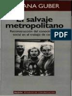 Guber Rosana - El Enfoque Antropologico