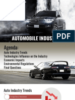 automobile industries pitch