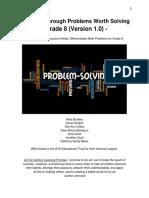 teaching through problems worth solving grade 8  1 0  to print
