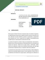 02 Memoria Descriptiva Estructuras