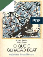 O Que e a Geracao Beat Andre Bueno