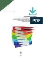 Muestra Temario Comun Tcos Superiores AGE-MAPAMA
