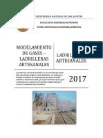 Modelamiento de Gases Ladrillera