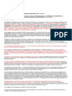 5. Philippine Association of Service Exporters, Inc. v. Drilon, G.R. No. 81958, 6-30-88
