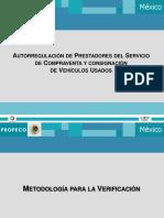 Auto-regulación de prestadores del servicio de compraventa y consignación de vehículos usados nom-122-2010