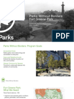 Final Design Plan for Fort Greene Park Renovation