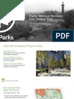Final Design Plan for Fort Greene Park Renovation