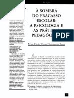A sombra do fracasso escolar a psicologia e as práticas pedagógicas.pdf