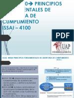 ISSAI  400 y 4100