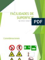 Facilidades de Superficie - Udabol