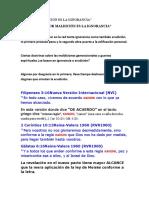 LA PEOR MALDICIÓN ES LA IGNORANCIA.doc