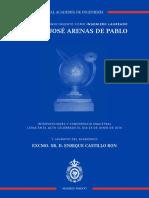 Ing Laureado Juan José Arenas de Pablo
