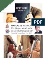 Manual de Visitación Deyvis PDF