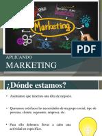 Aplicando El Marketing