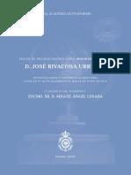 Ing Laureado José Rivacoba Urruela