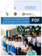 Hashoo Foundation and Rotary Club Rawalpindi Distribute 190,578 Rotary Books to 170 Educational institutions in Pakistan, 6-20-2017