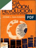 Massera Ciencia Educacion Revolucion