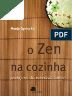 Zen Na Cozinha