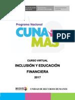 Curso Virtual - Inclusión y Educación Financiera