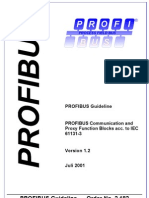 PROFIBUS Communication