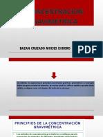 CONCENTRACION GAVIMETRICA.pptx