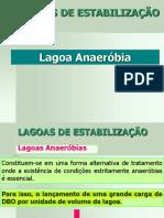 Lagoa Anaerobia